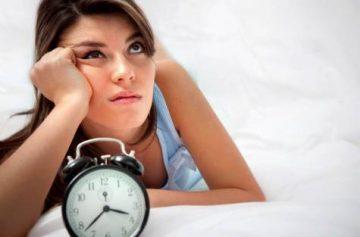 έλλειψη ύπνου