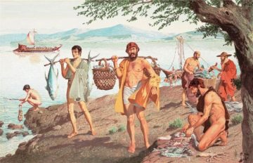 διατροφη αρχαιων