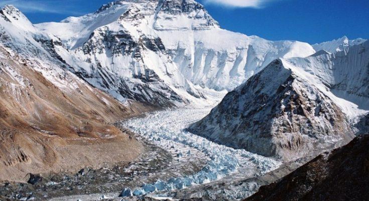 παγετώνες του Θιβέτ