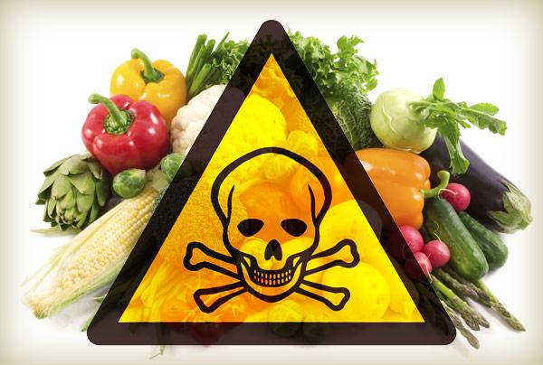 φυτοφάρμακα σε φρούτα